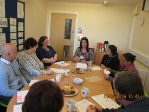 LPPA Makaton training photo