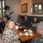 Parents Group Lunch at The Haworth Art Gallery